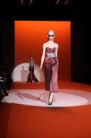Carolina Hererra Runway Fashion Show at the Bryant Park Tents #13