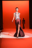 Carolina Hererra Runway Fashion Show at the Bryant Park Tents #14