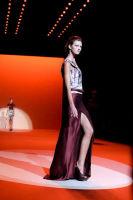 Carolina Hererra Runway Fashion Show at the Bryant Park Tents #16