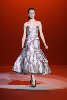 Carolina Hererra Runway Fashion Show at the Bryant Park Tents #18