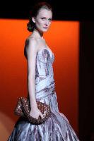 Carolina Hererra Runway Fashion Show at the Bryant Park Tents #19