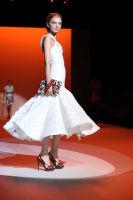 Carolina Hererra Runway Fashion Show at the Bryant Park Tents #23