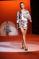 Carolina Hererra Runway Fashion Show at the Bryant Park Tents #25
