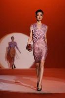 Carolina Hererra Runway Fashion Show at the Bryant Park Tents #30
