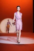 Carolina Hererra Runway Fashion Show at the Bryant Park Tents #31