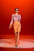Carolina Hererra Runway Fashion Show at the Bryant Park Tents #32