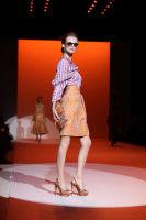 Carolina Hererra Runway Fashion Show at the Bryant Park Tents #35
