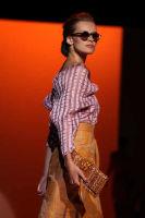 Carolina Hererra Runway Fashion Show at the Bryant Park Tents #36