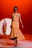 Carolina Hererra Runway Fashion Show at the Bryant Park Tents #37