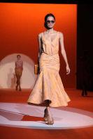Carolina Hererra Runway Fashion Show at the Bryant Park Tents #38