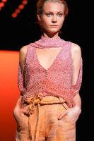 Carolina Hererra Runway Fashion Show at the Bryant Park Tents #40