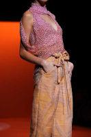 Carolina Hererra Runway Fashion Show at the Bryant Park Tents #41