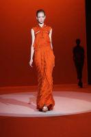 Carolina Hererra Runway Fashion Show at the Bryant Park Tents #43