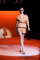 Carolina Hererra Runway Fashion Show at the Bryant Park Tents #45