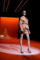 Carolina Hererra Runway Fashion Show at the Bryant Park Tents #46