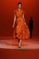 Carolina Hererra Runway Fashion Show at the Bryant Park Tents #48
