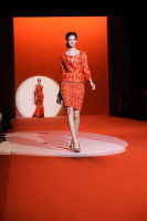 Carolina Hererra Runway Fashion Show at the Bryant Park Tents #49