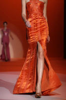 Carolina Hererra Runway Fashion Show at the Bryant Park Tents #52