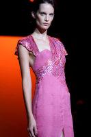 Carolina Hererra Runway Fashion Show at the Bryant Park Tents #55