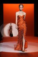 Carolina Hererra Runway Fashion Show at the Bryant Park Tents #57