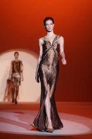Carolina Hererra Runway Fashion Show at the Bryant Park Tents #58