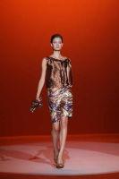 Carolina Hererra Runway Fashion Show at the Bryant Park Tents #60