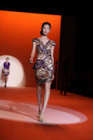 Carolina Hererra Runway Fashion Show at the Bryant Park Tents #61