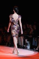 Carolina Hererra Runway Fashion Show at the Bryant Park Tents #62