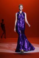 Carolina Hererra Runway Fashion Show at the Bryant Park Tents #65