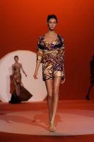 Carolina Hererra Runway Fashion Show at the Bryant Park Tents #68