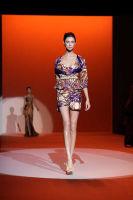 Carolina Hererra Runway Fashion Show at the Bryant Park Tents #69