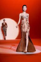 Carolina Hererra Runway Fashion Show at the Bryant Park Tents #72
