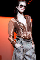 Carolina Hererra Runway Fashion Show at the Bryant Park Tents #73