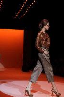 Carolina Hererra Runway Fashion Show at the Bryant Park Tents #74