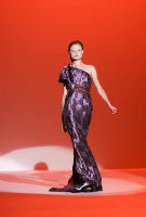 Carolina Hererra Runway Fashion Show at the Bryant Park Tents #78