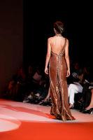 Carolina Hererra Runway Fashion Show at the Bryant Park Tents #79