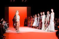 Carolina Hererra Runway Fashion Show at the Bryant Park Tents #84