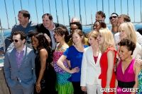 Tony Award Nominees Photo Op Empire State Building #31