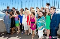 Tony Award Nominees Photo Op Empire State Building #34