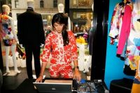 Shanghai Tang Boutique Opening #6