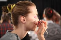 Tibi Runway Fashion Show and Backstage #80