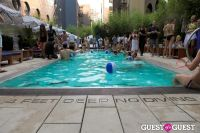 Sunset Swimclub Mondays at the Dream Hotel downtown #83