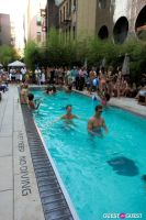 Sunset Swimclub Mondays at the Dream Hotel downtown #94