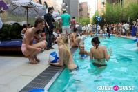 Sunset Swimclub Mondays at the Dream Hotel downtown #113