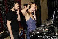 Stadj Model/DJ's Showcase at Fashion Week Event #5
