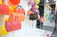 Abby Modell Celebrates Window Installation at Bloomingdale's #67
