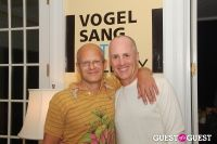 Vogelsang Gallery After- Hamptons Fair Cocktail Party #13