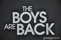 The Boys Are Back Premiere #14