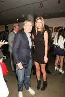 Tommy Hilfiger and Sam Haskins celebrate the launch of Fashion Etcetera #1