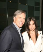 Tommy Hilfiger and Sam Haskins celebrate the launch of Fashion Etcetera #3